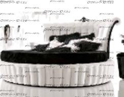 Кровать круглая Letto Rotondo GM 11