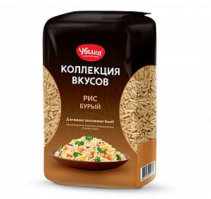 Рис Бурый Увелка 500гр