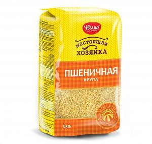 Пшеничная крупа Увелка 650гр*12 (Н238)