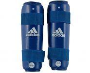 Защита голени Adidas Wako Kickboxing Shin Guards ADIWAKOSG01 синяя
