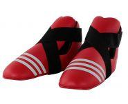 Защита стопы Adidas Wako Kickboxing Safety Boots ADIWAKOB01 красная