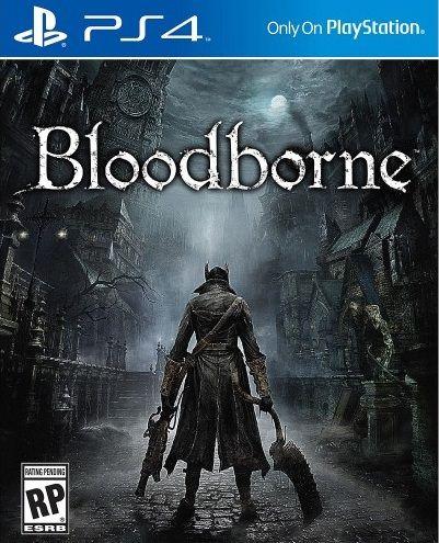 Bloodborne: Порождение крови - Game of the Year Edition PS4, (русские субтитры)