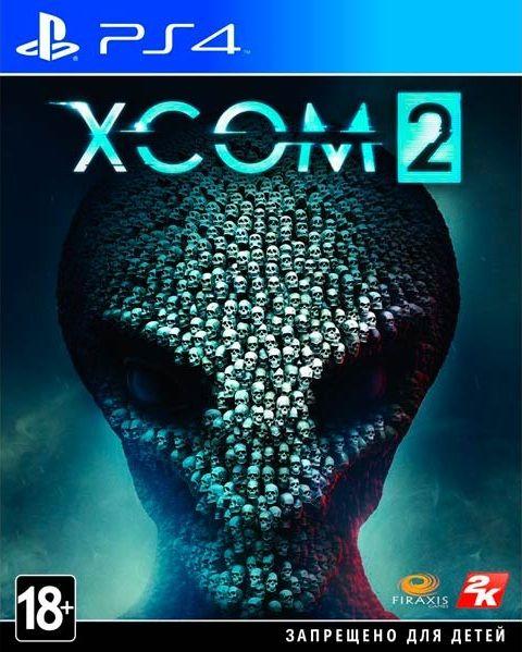 XCOM 2 PS4, (русские субтитры)