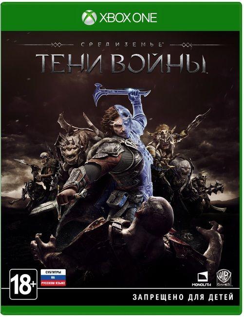 Игра Средиземье : Тени Войны (Xbox One)