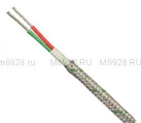 Провод термопарный компенсационный 0.2 мм