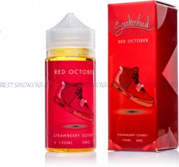 Е-жидкость Glas Sneakerhead Red October, 100 мл.