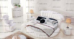 Кровать круглая Letto Rotondo GM 06