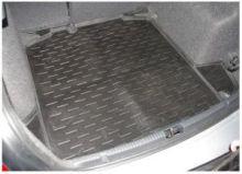 """Коврик (поддон) в багажник, Aileron, полиуретановый черный, с """"ушами"""""""
