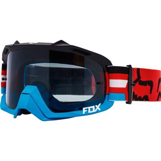 Fox - AIR DEFENCE Seca Red очки, серая линза