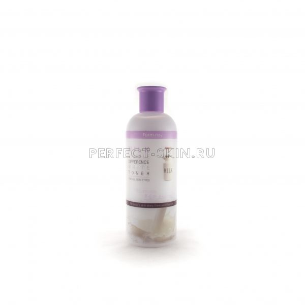 FarmStay Visible Difference White Toner (Milk)