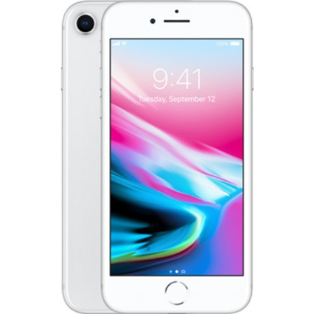 Apple iPhone 8 64GB LTE Silver (MQ6H2RU/A)