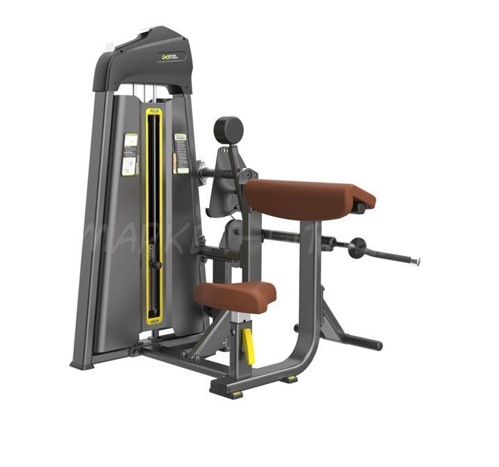 E-1075B Бицепс/Трицепс сидя (Biceps/Triceps). Стек 109 кг.