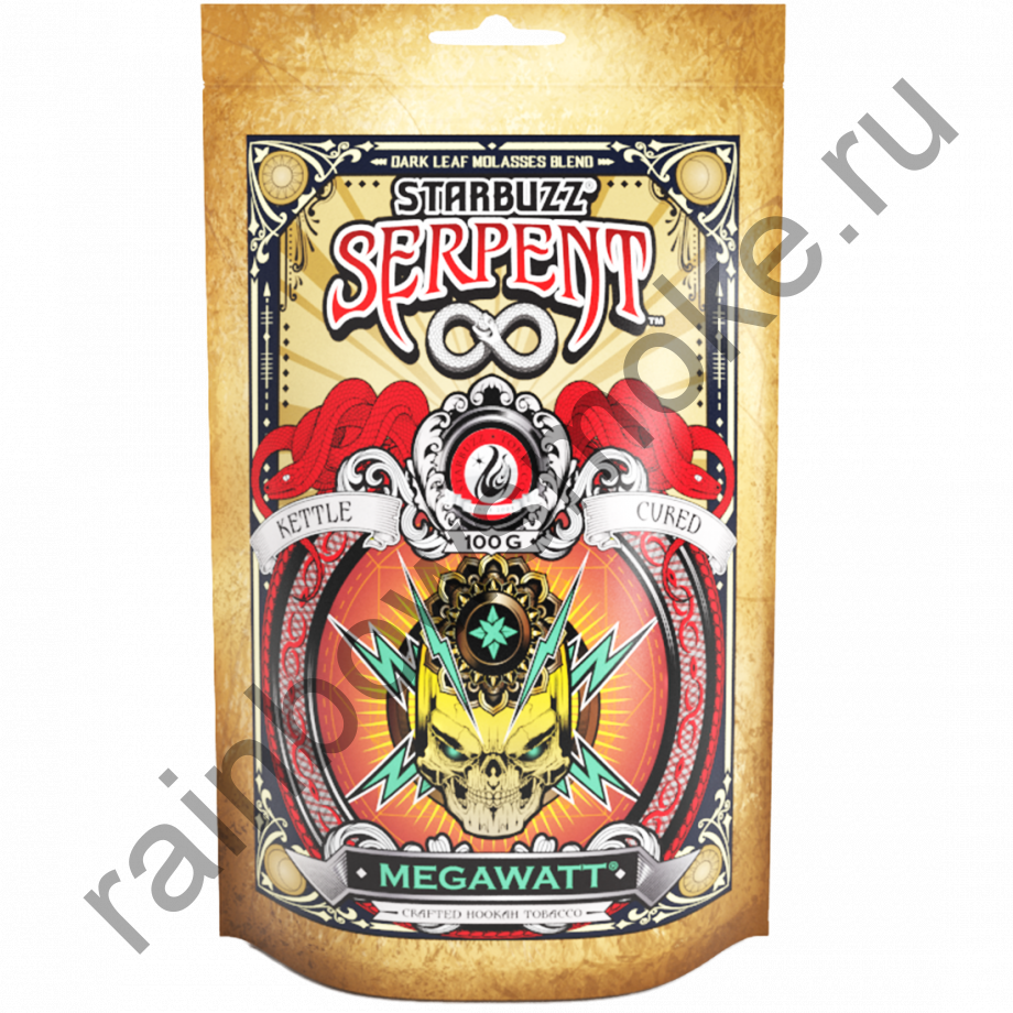 Starbuzz Serpent 100гр - Megawatt (Мегаватт)