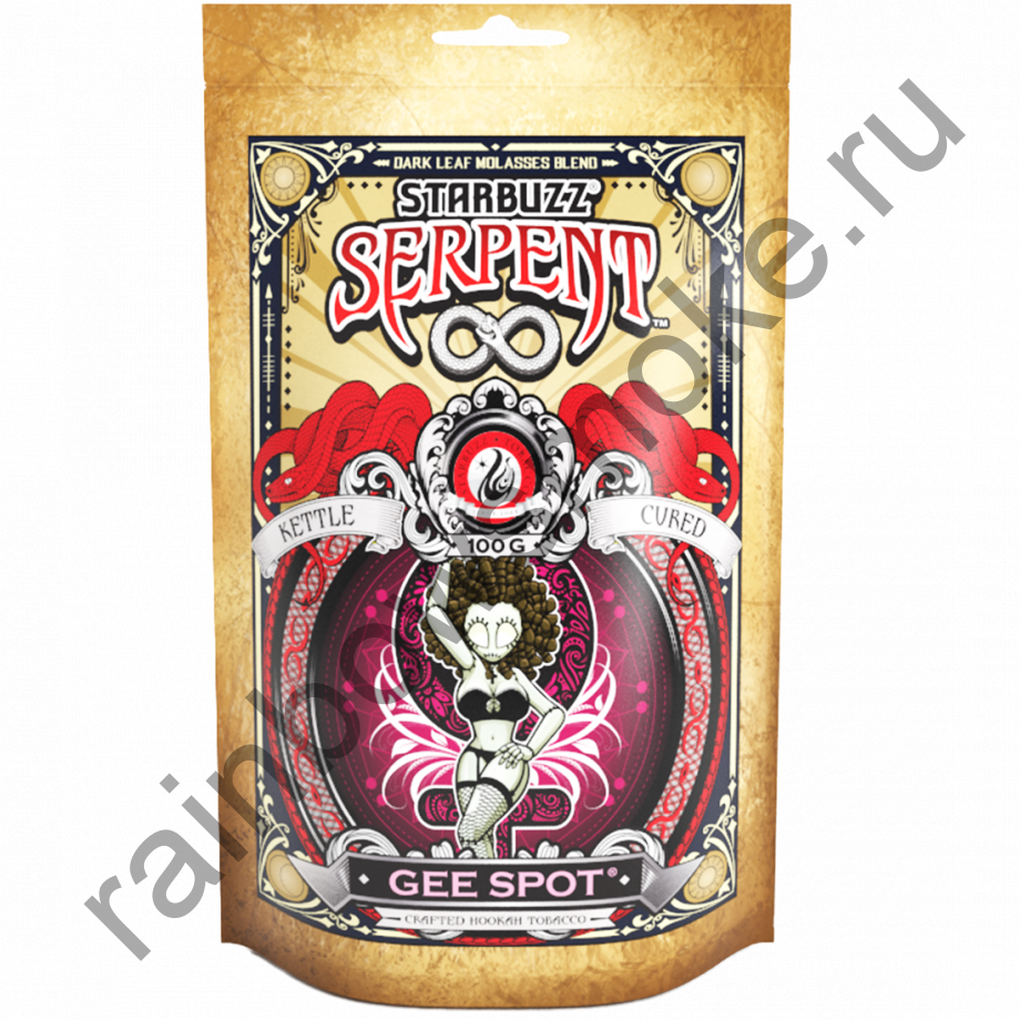 Starbuzz Serpent 100гр - Gee Spot (Джи Спот)