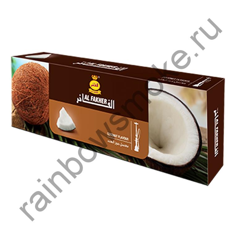 Al Fakher блок (10х50гр) - Coconut (Кокос)