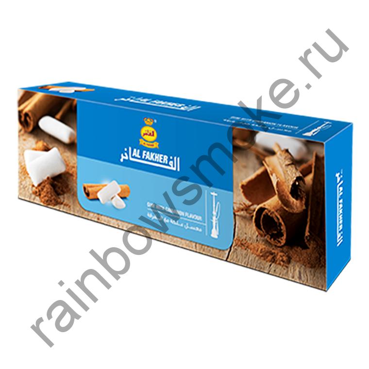 Al Fakher блок (10х50гр) - Gum with Cinnamon (Ментоловая жвачка с корицей)