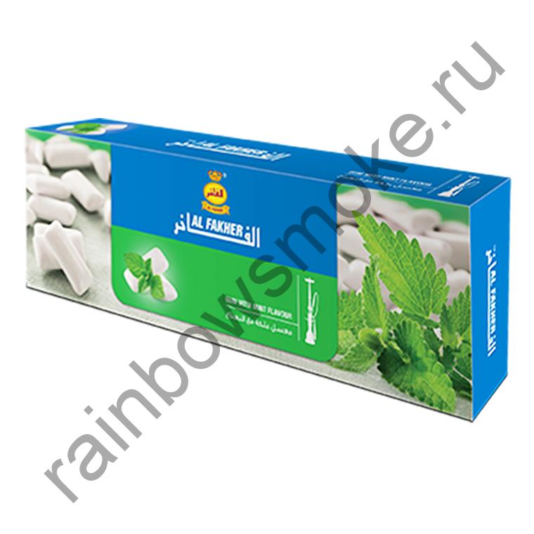 Al Fakher блок (10х50гр) - Gum with Mint (Мятная жвачка)