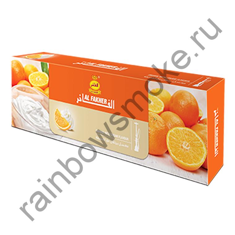 Al Fakher блок (10х50гр) - Orange with Cream (Апельсин со Сливками)