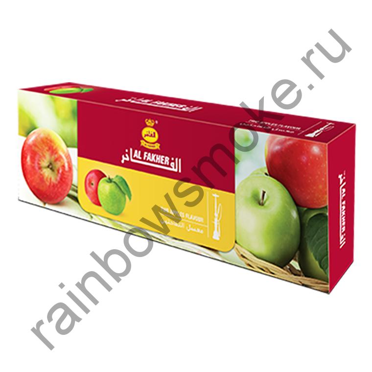 Al Fakher блок (10х50гр) - Two Apple (Два яблока)