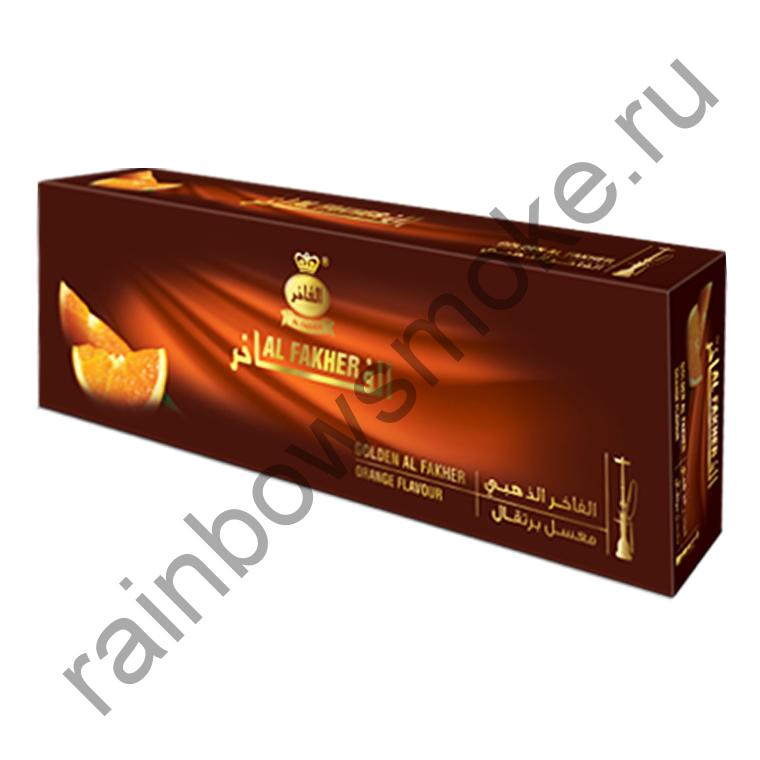 Al Fakher Golden блок (10х50гр) - Orange (Апельсин)