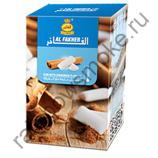 Al Fakher 50 гр - Gum with Cinnamon (Ментоловая жвачка с корицей)