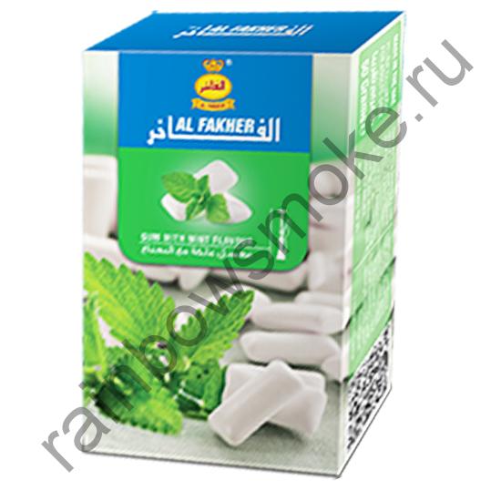 Al Fakher 50 гр - Gum with Mint (Мятная жвачка)