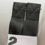 Тюбинг Практик 90 см черный/серебро