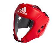 Шлем боксерский Adidas Aiba AIBAH1 красный