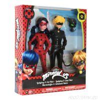 Набор из 2 кукол - Леди Баг и Супер Кот