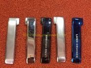 Накладки на ручки в салон  для Toyota Land Cruiser 200