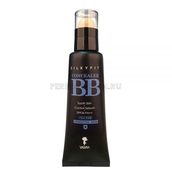 Yadah Silky Fit Concealer BB Sensitive Skin