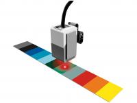 распознование цвета роботом лего