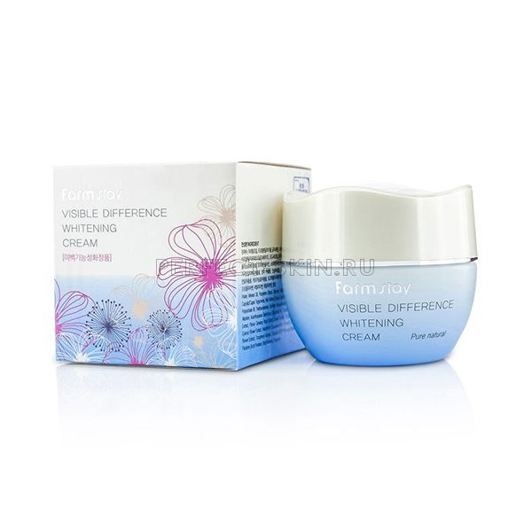 FarmStay Visible Difference Whitening Eye Cream