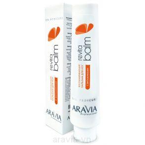 Восстанавливающий бальзам для ног с витаминами Revita Balm, 100мл.