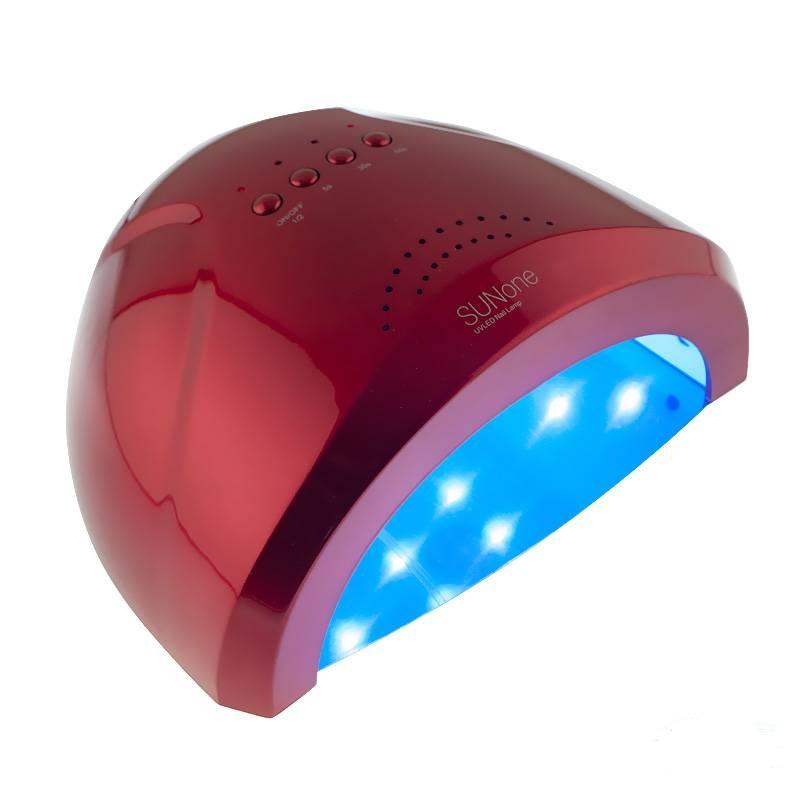 Лампа для сушки ногтей Sun ONE 48 Вт ( Гибридная )