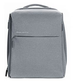 Рюкзак Mi minimalist urban Backpack  Grey