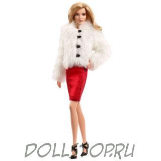 Коллекционная кукла Барби как Наталья Водянова - Natalia Vodianova Barbie Doll
