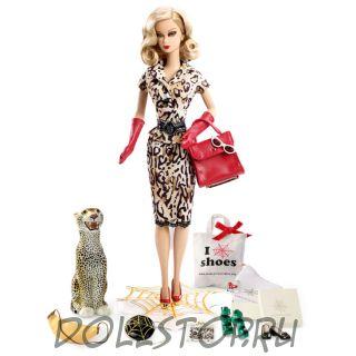 Коллекционная кукла Барби как Шарлотта Олимпия - Charlotte Olympia Barbie Doll