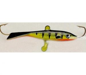 """Балансир SURF с монолитным хвостом """" Fllipper """" разм. 36мм,  вес 4гр., цв. 10"""