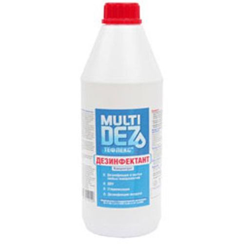 Дезинфектант MultiDez ( Мультидез) концентрат, 1 л