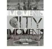 Тетрадь на кольцах А5, 80 листов клетка City Moments, глянцевая ламинация, EK 39968  (17239 )