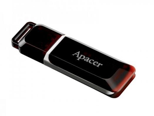 USB накопитель Apacer 32 GB AH321 red