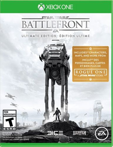 Star Wars: Battlefront - Ultimate Edition Xbox One, (русская версия)