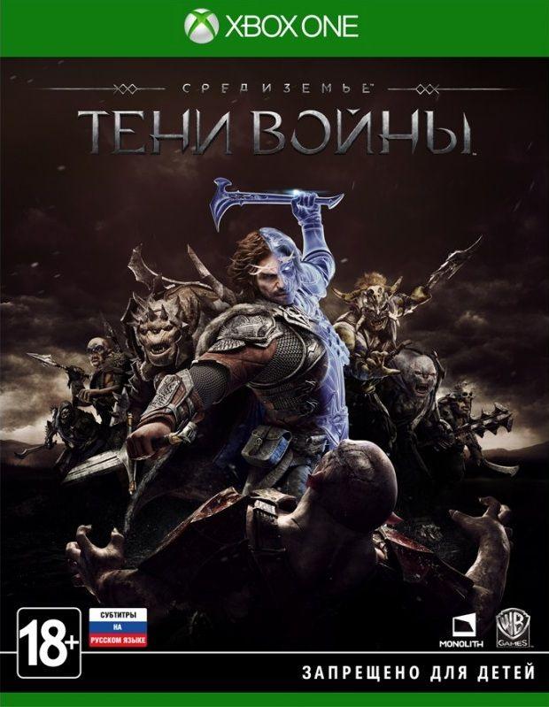Средиземье: Тени Войны Xbox One, (русские субтитры)