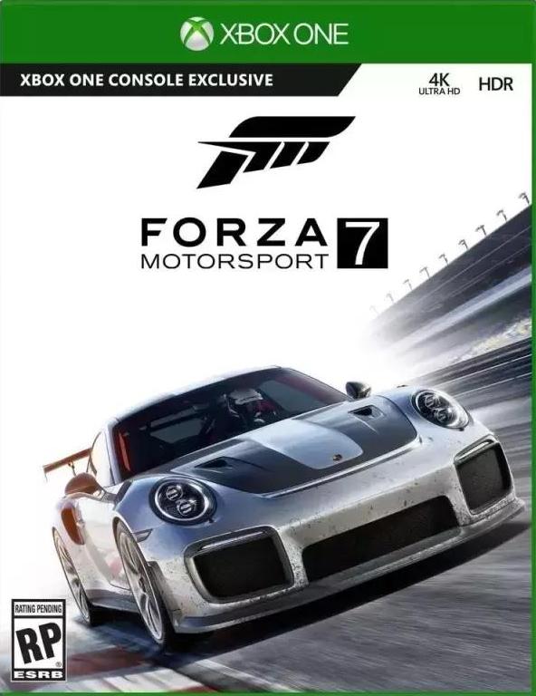 Forza Motorsport 7 Xbox One, (русская версия)
