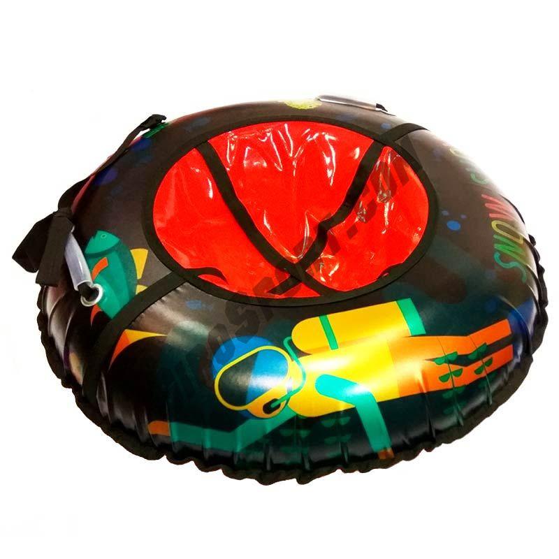 Тюбинг дизайн Diver