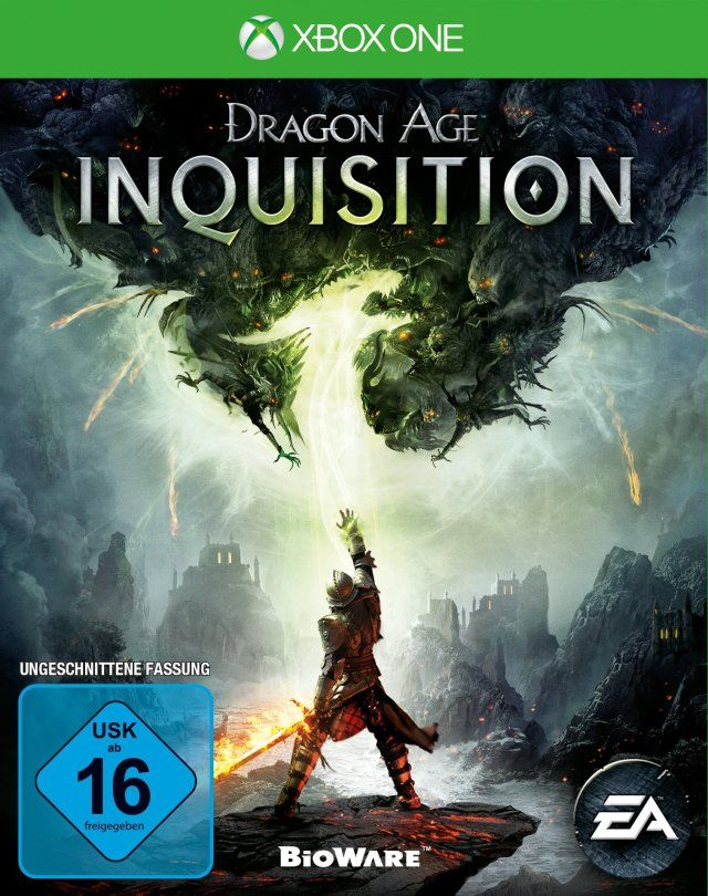Dragon Age: Инквизиция Xbox One, (русские субтитры)