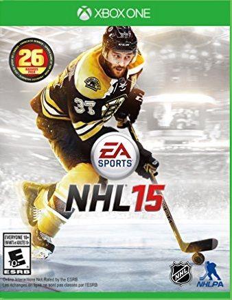 NHL 15 Xbox One, (русские субтитры)