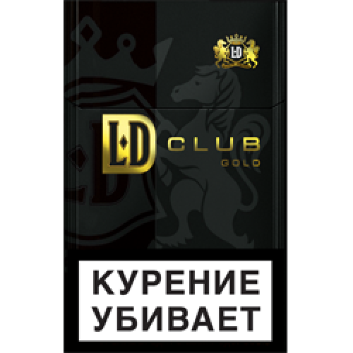 Сигареты LD Club Gold