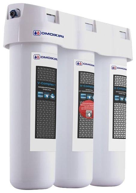 Комплект сменных модулей для водоочистителей Pure Drop 1.0 MOD 1.0, OMOIKIRI (4998003)